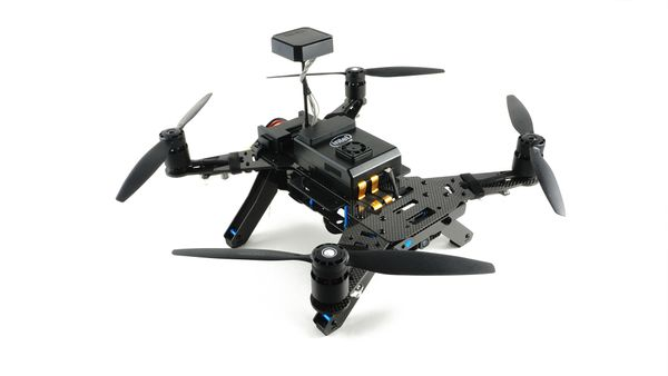 Project: Implementing and testing geometric control on the Intel Aero Drone