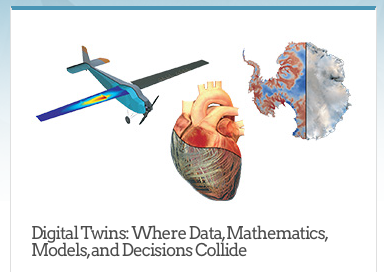Digital Twins: Where Data, Mathematics, Models, and Decisions Collide